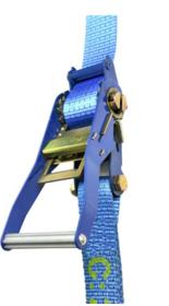 Ratchet Tie Down Ergo Hook Keeper 50mm x 9M x LC2500kg | 204255