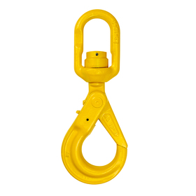G80 Safety Hook Swivel 6mm Type LS | 102406