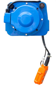 Electric Motorised Trolley 1 Ton 415V 74-124mm | 116100