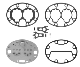 Valve Plate Canted Hgbp