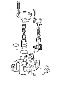 (22-0625) Head Unloader Kit Thermo King X430 / X426