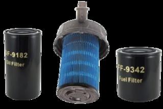 (100417) Filter Kit Emi Aftermarket Trailer Thermo King SB / SLX / SL / Spectrum