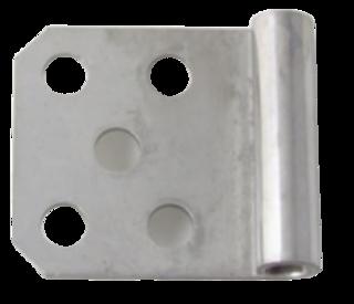 (92-1137) Hinge Roadside & Curbside Panel Thermo King SB-100 to SB-400 Models