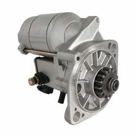 (119285-77010) Starter Motor 119209-77010 124520-77010 for Yanmar Engine 366 388 Carrier Transicold JD KD Marine 2QM 3QM John Deere Tractor 670 770 Engine 3011 4019 Skid Steer Loader 4475 5575