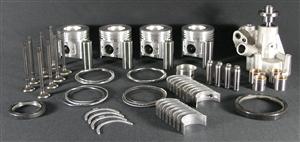 ENGINE OVERHAUL KIT 486V YANMAR  Engine: Yanmar 486V  Each Kit Includes asbelow. TK-10-486V-XXX ENGINE OVERHAUL KIT 486V YANMAR Australian After market part