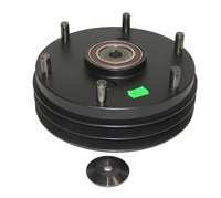 Clutch Assy (107-0341) Small Shaft Thermo King 50 Series   Super II This part is compatible or replaces part numbers:  10-7341, 107341, 107-341, 10-7234, 107234, 107-234, 10-7299, 107299, 107-299