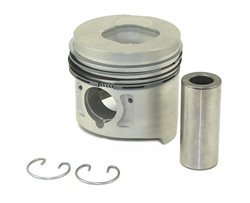 Piston assy w rings std 2.2Di