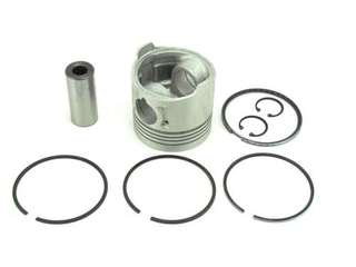 Piston assy w rings 1.00Mm 2.2Di
