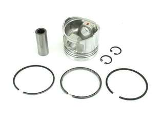 Piston assy w rings .25Mm 366 yanmar