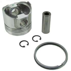 Piston assy w rings std 388 yanmar