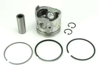 Piston w rings .50mm 486 yanmar