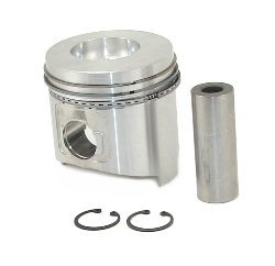 Piston w rings std 482 yanmar