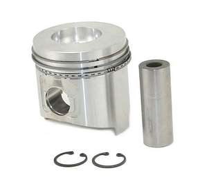 YANMAR 482 PISTON ASSEMBLY 0.25MM (W/RINGS)