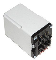 Relay Timer - defrost  - used  Units:  CB CB-III / CBIII / CB3 / CB 3 CBci JD-I / JDI / JD1 / JD 1 KD-II / KDII / KD2 / KD 2 MD-II / MDII / MD2 / MD 2 MTJ McTRK-II / McTRKII / McTRK2 /McTRK 2 McTRL-I / McTRLI / McTRL1 / McTRL 1 NWEMAX / NWE MAX PGM MAX / PGM MAX RD-II / RDII / RD2 / RD 2 SB-II / SBII / SB2 / SB 2  SB-III / SBIII / SB3 / SB 3  SDZ SMX-50 / SMX50 / SMX 50 SMX STB-III / STBIII / STB3 / STB 3 STBci Super-II / SuperII / Super2 / Super 2 URD-III / URDIII / URD3 / URD 3  Catalog Number:  Thermo King 44-7531, 447531, 447-531 Australian after market part