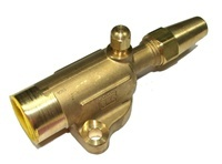 thermo king after mark Suction Service Valve
