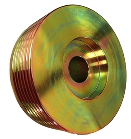 Pulley 3 inch 8 Goove 65amp Alt 77-2845 Pulley 3 inch 8 Goove 65amp Alt Australian after market part