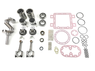 X430 w/small crankshaft Overhaul Kit with New Crankshaft and Conn Rods