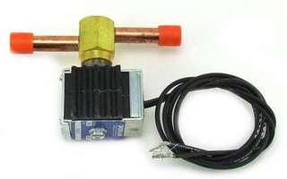 Solenoid Valve With Coil