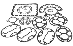 Gasket Set 05G Dual Port All Metal (17-44775-00) Carrier Transicold