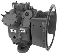 Compressor Reman O5G 2 Port Trailer (18-00091-105)