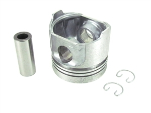 Piston with Rings Standard 134DI Tier 1A