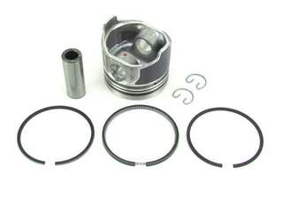 Piston kit std includes rings