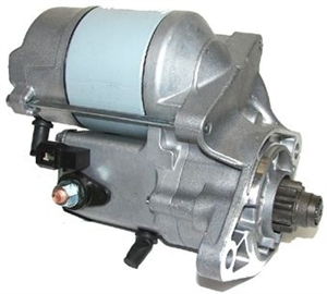 STARTER MOTOR  Voltage:12  VoltsPower:1.4kW/1.88HP  Rotation:CWStarter  Type:OSGR  Number of Teeth:9  Mounting:9.0mm Unthreaded (2)  Gear Outside Diameter (inches):1.14 inches / 28.956 mm  Engines:  Kubota CT2-35, CT3-37, CT3-44TV, CT3-52, CT3-57, CT3-69TV   CARRIER Supra 822 / 950MT / 950 / 922 / 622 / 644 / 722 / 744 / 750 / 750MT / 850 / 944 / 650 / 844  Maxima 1000 / 1200 / 1200 MT / 1300 / 1300 MT This part is compatible or replaces part numbers:  Carrier, 25-35465-00, 29-70158-00, 25-35458-00, 25-15198-00, 251538100 25-15381-00 253545800 25-35458-00 253546500 25-35465-00, 25-15520-00, 251552000, 25-1552000 25-15370-00, 251537000, 25-1537000 29-70158-00, 297015800, 29-7015800 945634, 94-5634, 945-634 7103511 88192091 88192093 941113 943595 944190 Australian after market part
