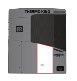 DOOR RIGHT SLX (CRUB SIDE) THERMO KING SLX 400 SLX Whisper / 400e / 300 / 200 / 400 50 / Spectrum / 100 This part is compatible or replaces part numbers:  Thremoking, 98-7911 Australian after market part