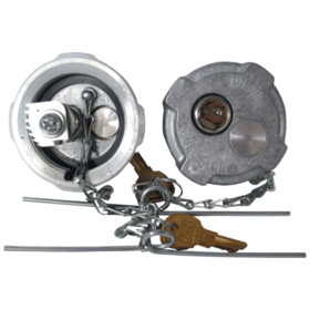 T Fuel Cap With Lock & Key (11-8053) Thermo King SB / SLX / SB-III