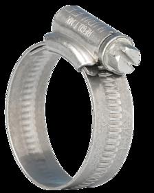 1XMS Jubilee Clip 1X Mild Steel Zinc Plated 30-40mm