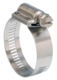 HT040 Jubilee High Torque 304 Stainless Steal 25-40mm