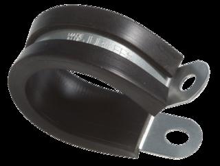 JPC008MS Jubilee P Clip Mild Steel Zinc Plated 8mm