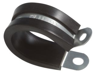 JPC009MS Jubilee P Clip Mild Steel Zinc Plated 9mm