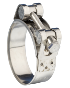 JB-JSC063SS316 Jubilee Superclamp 316 Stainless Steel 60-63mm (Highest Corrosion Resistance)