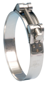 JB-JSC121SS316 Jubilee Superclamp 316 Stainless Steel 113-121mm (Highest Corrosion Resistance)