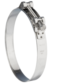 JB-JSC187SS316 Jubilee Superclamp 316 Stainless Steel 175-187mm (Highest Corrosion Resistance)