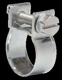 JB-NB0911MS Jubilee Junior Clip Mild Steel Zinc Plated 9-11mm