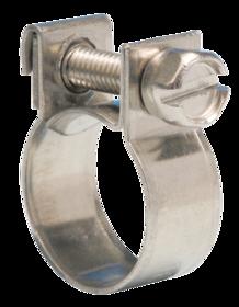 JB-NB1214SS Jubilee Junior Clip 304 Stainless Steel 12-14mm