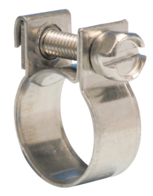 JB-NB1416SS Jubilee Junior Clip 304 Stainless Steel 14-16mm