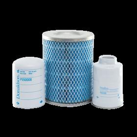 Donaldson 4WD Diesel Filter Kit (X902717) Toyota Hilux 2.4L 2L / 2.2L L / 2.8L 3L