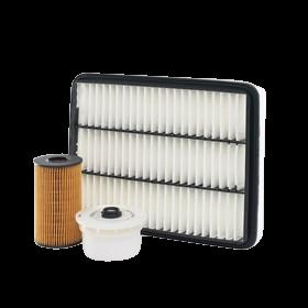 Donaldson 4WD Diesel Filter Kit (X902750) Landcruiser 70 Series 4.5L V8 Turbo Diesel 1VD-FTV Common Rail