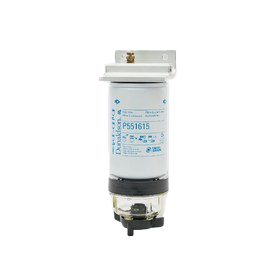 """Donaldson Diesel High Efficiency 4WD Fuel Water Separator Kit (P903316) 3 Micron 3/8"""" Fittings / For diesel platforms with Flow Rates up to 3µm"""