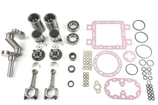 Compressor (X214C-404) Rebuild Kit Thermo King X214