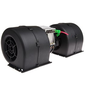 (008-A45-02) Spal Style Fan / Blower AC 12V Autoclima (20-220889-29) Aftermarket Replacement