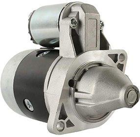 M3T33481 M3T33481 Starter for Kubota (Replaces Carrier Transicold 25-34885-00, 25-15371-00, 29-70050-00, 35-34885-00, 253488500, 25537100, Kubota 19007-63011, 19837-63010 thru 19837-63014, Mitsubishi M3T33481, M3T33481ZC)  (25-34525-00) Starter Motor Kubota Carrier Transicold Supra 322 / 422 / 444 / 522 / 544 / 550