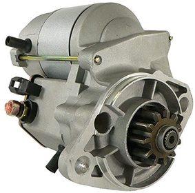 (128000-1161) Starter Motor for Kubota Tractors - Compact 0280004730, 1280001160, 1280001161, 2280001040, 2280001041, 9722809104, 028000-4730, 128000-1160, 128000-1161, 228000-1040, 228000-1041, 9722809-104
